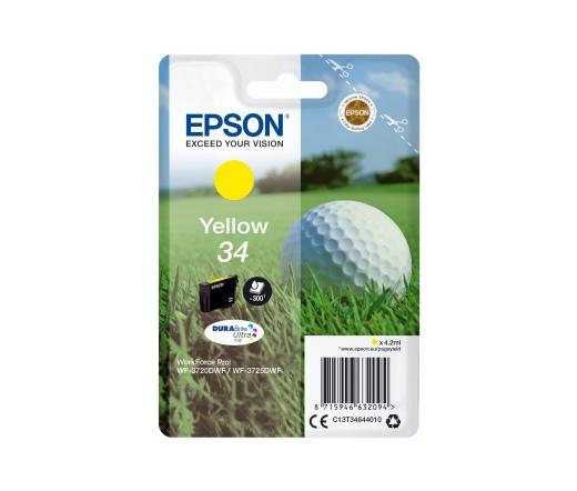 Epson 34 (T3464) Yellow