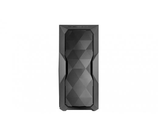 Cooler Master MasterBox TD500L Ablakos, LED, RGB