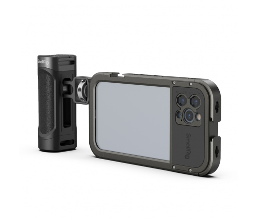 SMALLRIG Handheld Video Rig kit for iPhone 12 Pro