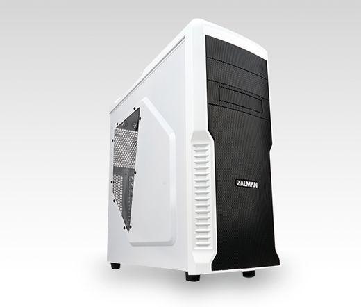Zalman Z3 Plus fehér