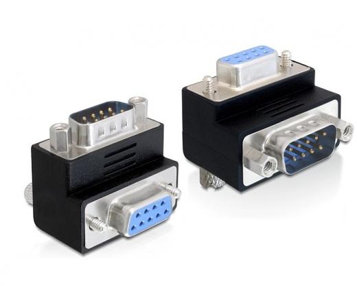 Delock adapter Sub-D 9 pin apa > anya 270°-ban elf