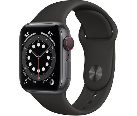 Apple Watch Series 6 LTE 40mm alu. asztroszürke