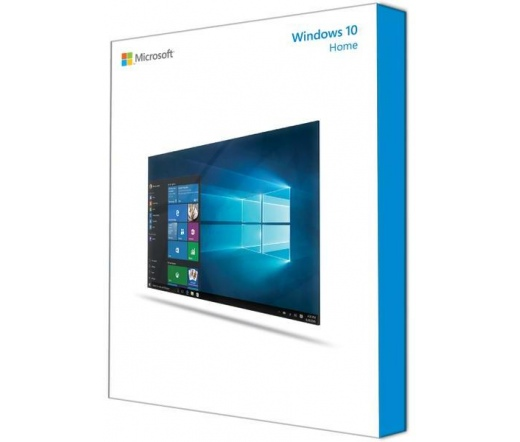 MS Windows 10 Home 32-bit/64-bit magyar USB