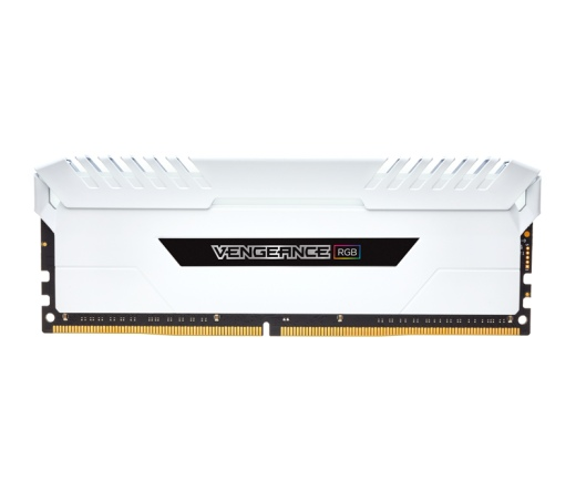 Corsair Vengeance RGB DDR4 32GB 3200MHz Fehér KIT4