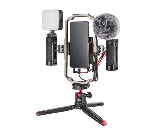 SMALLRIG Professional Phone Video Rig Kit for Vlog