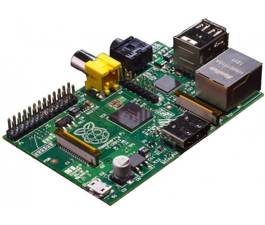 Raspberry Pi M. 512Mb B Rev