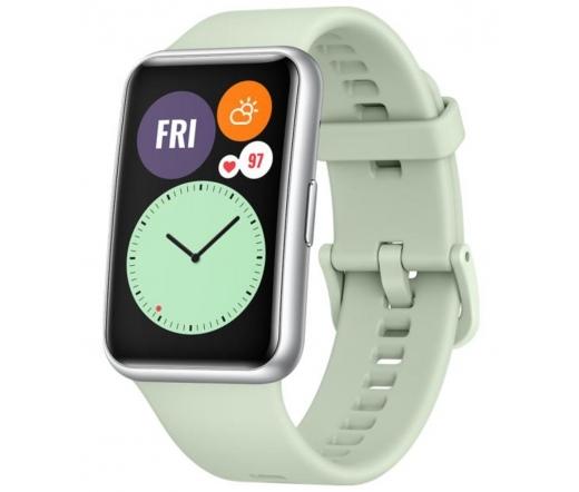 Huawei Watch Fit menta zöld