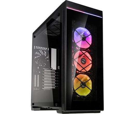 Lian Li Alpha 550 fekete