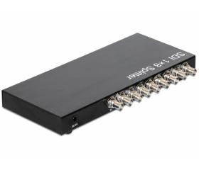 Delock 3G-SDI Splitter 1 bemenet > 8 kimenet
