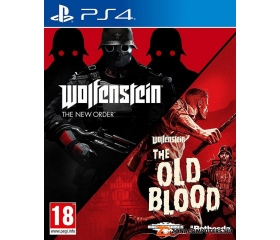 Wolfenstein Pack: The New Order+The Old Blood PS4