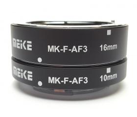 MEIKE Közgyűrű Fujifilm XF 10/16