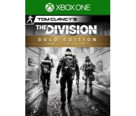 Tom Clancy's The Division Gold Edition - Xbox One