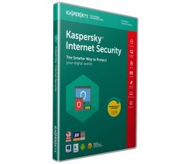 Kaspersky Internet Security 2018 MD 1dev megújítás