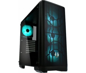 BitFenix Nova Mesh TG 4RGB fekete