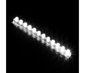 Lamptron FlexLight Standard - 12 LEDs - Fehér