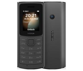 Nokia 110 4G Dual SIM Fekete