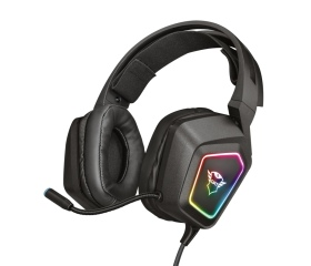 Trust GXT 450 Blizz gaming headset fekete