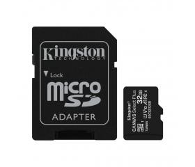 Kingston micro SDHC 32GB Canvas Select Plus