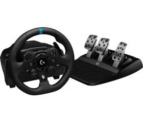 Logitech G923 TrueForce szimulátor-versenykormány