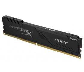 Kingston HyperX Fury DDR4 2666MHz 16GB Fekete