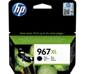 HP 967XL nagy kapacitású fekete
