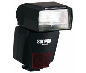 Sunpak PZ42X vaku Canon E-TTL II rendszerhez
