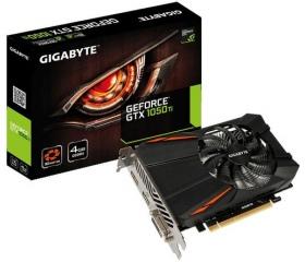 Gigabyte GeForce GTX 1050 Ti D5 4G rev1.1