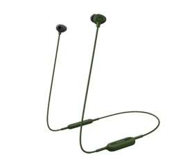 Panasonic RP-NJ310BE Bluetooth XBS Headset zöld