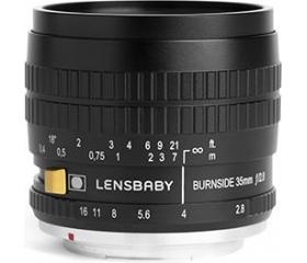 Lensbaby Burnside 35 Canon EF