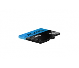 Adata 64GB microSDXC UHS-I CL10 A1 Premier +
