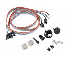 LIAN LI PT-SK07B Power / Reset Button Kit