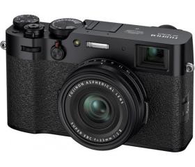 Fujifilm X100V fekete