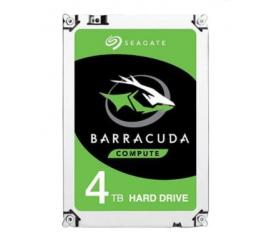 Seagate Barracuda 4TB SATA-III 256MB Merevlemez