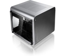 Raijintek METIS EVO Mini-ITX - edzett üveg ezüst