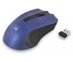Ewent EW3228 Draadloze Mouse Blue/Black