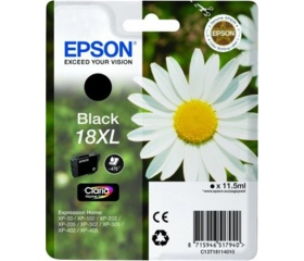 Epson T1811 XL fekete