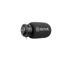 CSOMAGOLÁS NÉLKÜLI BOYA BY-DM200 iOS mikrofon