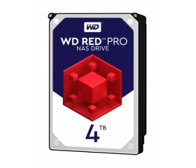 WD Red Pro 4TB 7200RPM