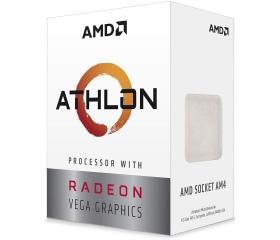 AMD Athlon 3000G AM4 processzor dobozos