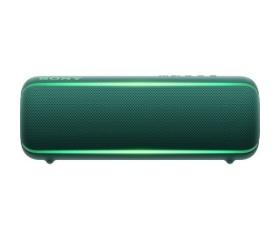 Sony SRS-XB22 High Power Audio hangszóró zöld