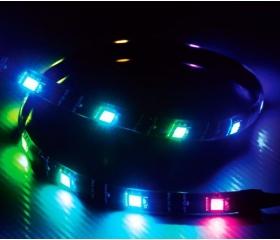 Akasa Vegas MBA mágneses RGB LED fényszalag