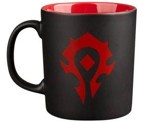 World of Warcraft Horde bögre