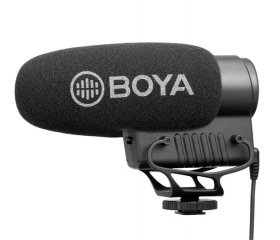 Boya by-BM3051S Stereo/Mono Super-cardioid