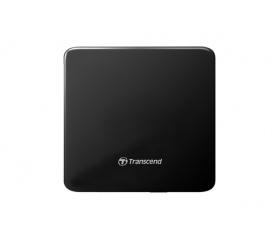 Transcend TS8XDVDS-K - Slim Portable DVD-Writer