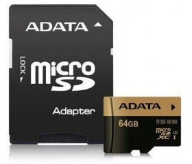 Card MICRO SDHC Adata XPG 64GB CL10