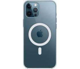 Apple iPhone 12 Pro Max MagSafe-rögz. tok átlátszó