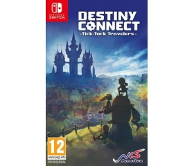 Destiny Connect: Tick-Tock Travelers SWITCH
