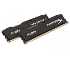 Kingston HyperX Fury DDR3 8GB 1600MHz Bontott