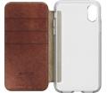 Nomad Clear Folio iPhone X-hez