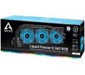 ARCTIC Liquid Freezer II 360 RGB Black